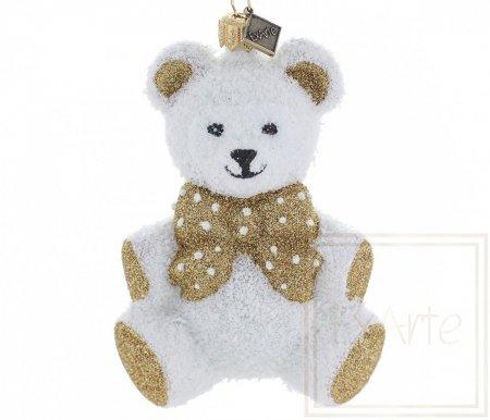 Teddybär  12cm  - Flauschig