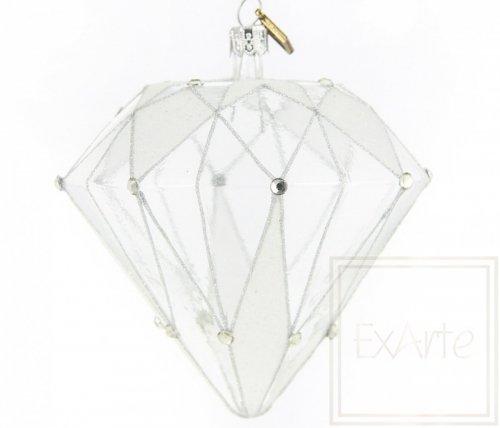Diamant 10cm - Kristall