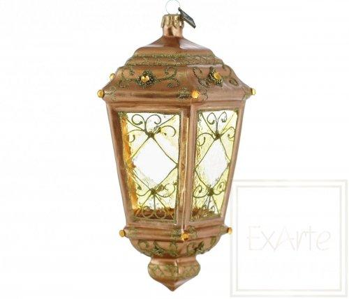 Złota latarnia - 16cm