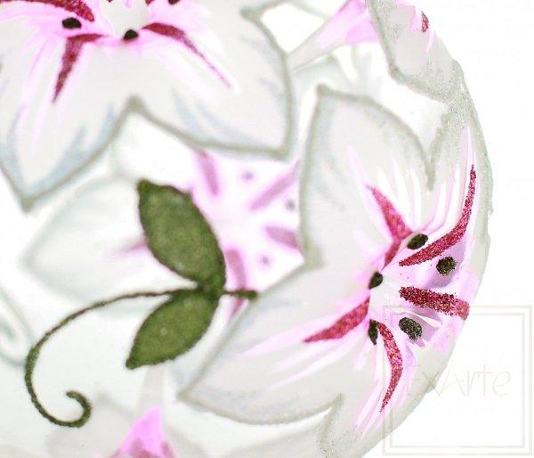 Kugel 10 cm – Amaryllis