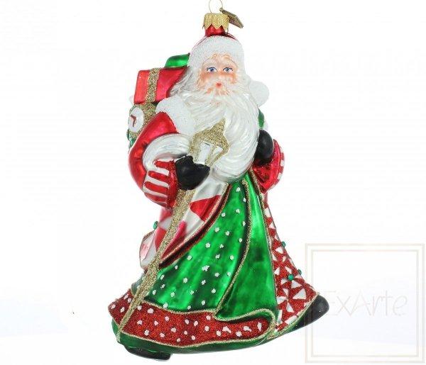 Weihnachtsbaumkugeln Nikolaus