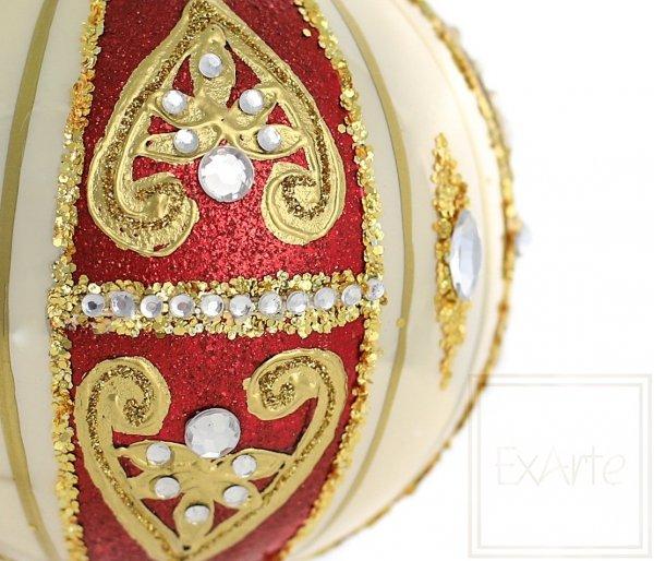 Kugel 10 cm - Goldsonate