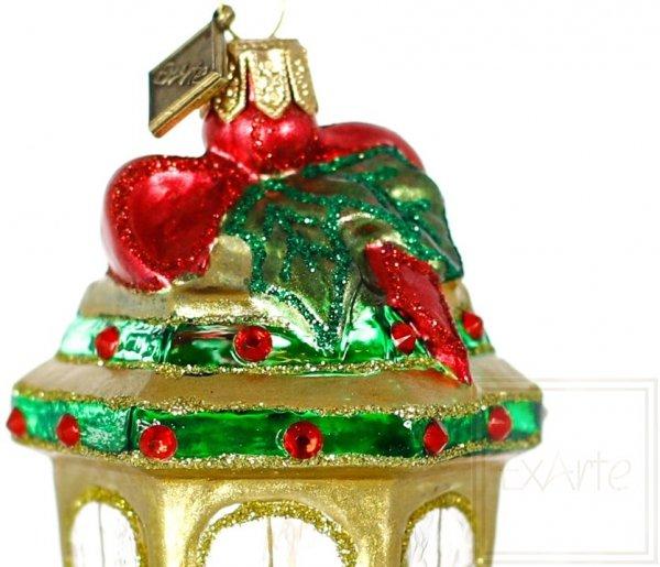 Weihnachtslaterne - 10cm