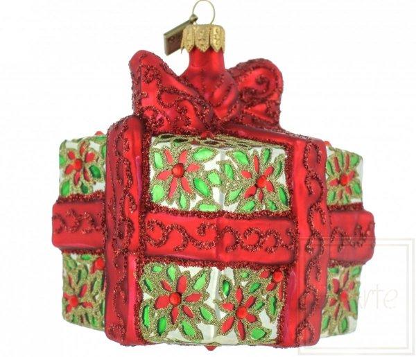 bombka choinkowa prezent / Weihnachtskugeln Geschenk