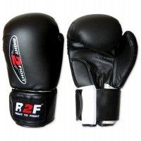 Rękawice skaj R2F M4 czarne 12-14oz