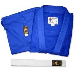 Judogi Chikara niebieskie od 160 cm