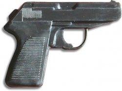 Pistolet gumowy P-83