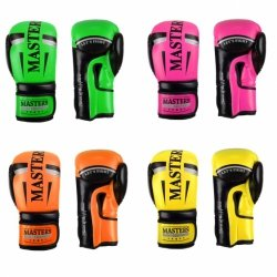 Rękawice bokserskie MASTERS RPU-FT 12 oz