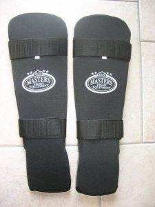 Ochraniacz piszczeli i stopy MASTERS - NS-B2
