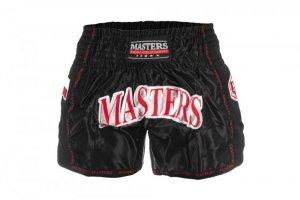 Spodenki sportowe MASTERS ST-12 czarne