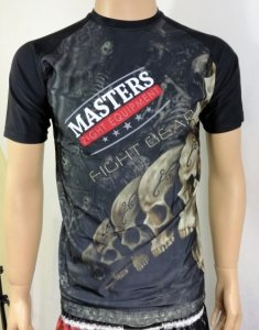 Rashguard MASTERS długi rękaw - RSG-MFE-1