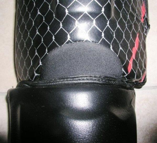 Ochraniacze piszczeli i stopy MASTERS - NS-3000