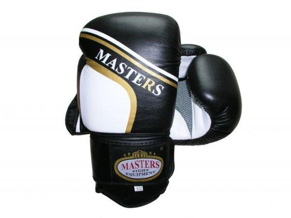 Rękawice bokserskie MASTERS M-BOXE TECH 10 oz - RBT-601