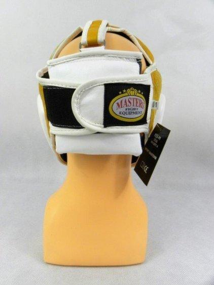 Kask bokserski MASTERS z maską KSS-M