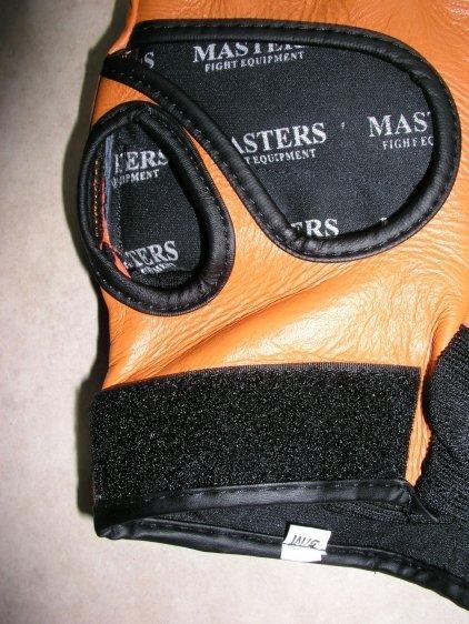 Rękawice do MMA MASTERS - GFT-4000A
