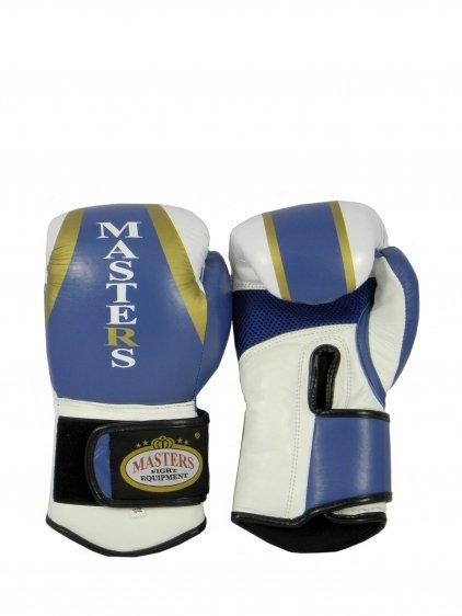 rękawice bokserskie skóra RBT 501 Masters budosport