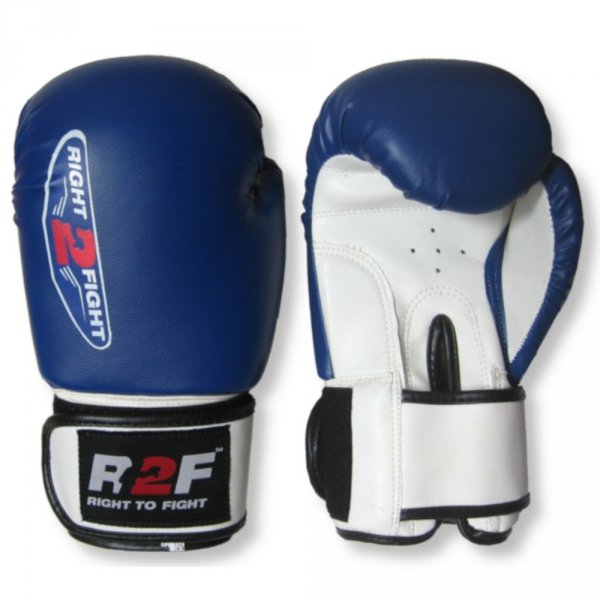 Rękawice skaj R2F M3   10-14oz