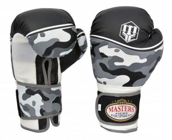 Rękawice bokserskie CAMOUFLAGE RPU-CAM