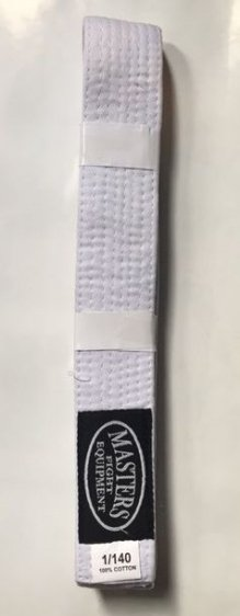 Kimono karate MASTERS 9 oz - od 100 do 180 cm KIKM-2D