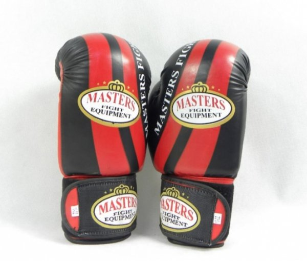 Rękawice bokserskie MASTERS - RPU-21A 10 oz