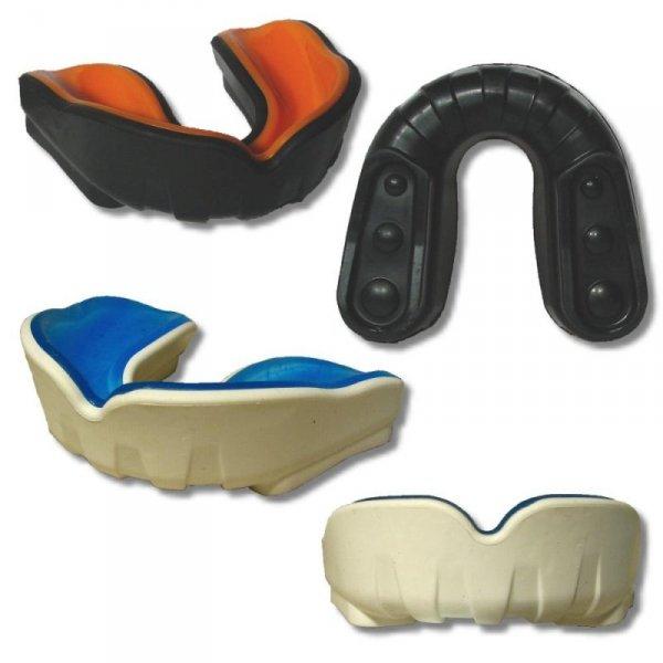 Ochraniacz zębów - szczęki 2 warstwowe