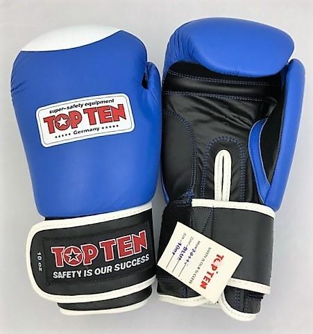 Rękawice bokserskie TOP TEN Competition RTT