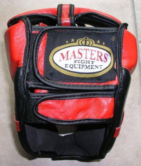 Kask bokserski sparingowy MASTERS - KSS-B