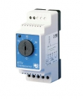Termostat ETV z czujnikiem temperatury