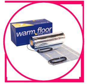 Ogrzewanie podłogowe elektryczne, elektryczne ogrzewanie podłogowe