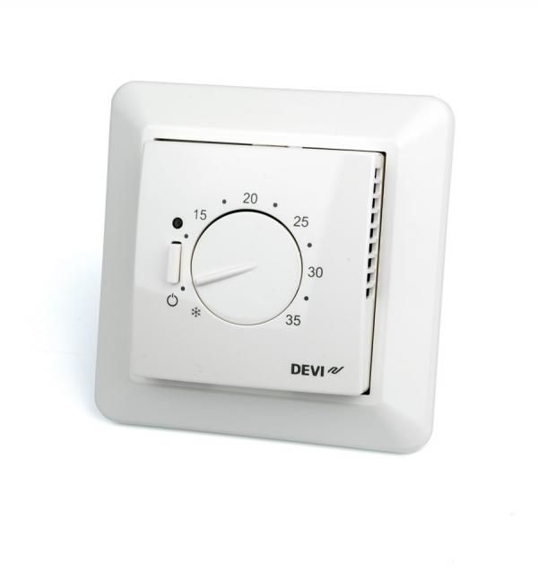 Termostat DEVIreg 532 (podtynkowy)
