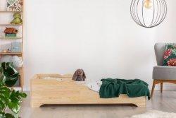 BOX 11 80x170cm Łóżko drewniane dziecięce