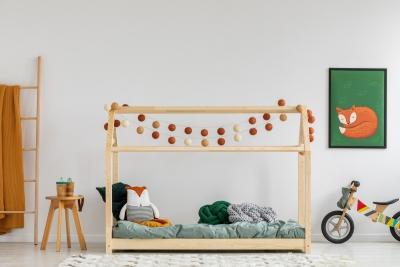 M 70x160cm Łóżko dziecięce domek Mila ADEKO