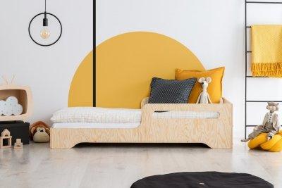 KIKI 3  90x150cm Łóżko dziecięce drewniane ADEKO