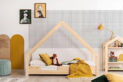 Loca C 80x200cm Łóżko dziecięce drewniane ADEKO