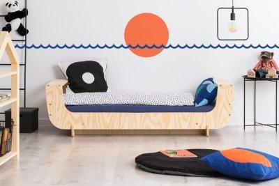 KIKI 14  90x150cm Łóżko dziecięce drewniane ADEKO