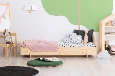 KIKI 7  80x160cm Łóżko dziecięce domek ADEKO