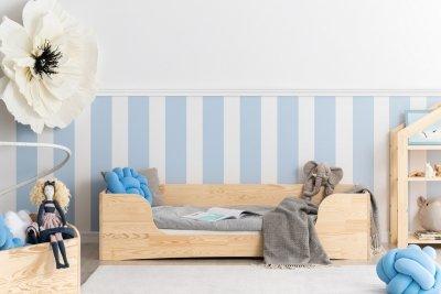 PEPE 4 70x140cm Łóżko drewniane dziecięce