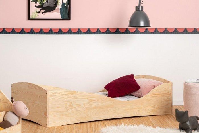 PEPE 5 100x200cm Łóżko drewniane dziecięce