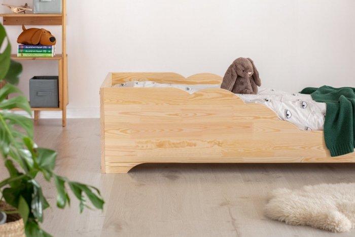 BOX 11 Łóżko drewniane dziecięce