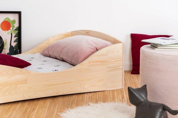 PEPE 5 90x160cm Łóżko drewniane dziecięce