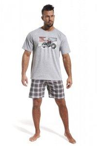 Cornette 326/56 Redline melanżowy piżama męska