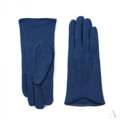 Art of Polo Melbourne Granatowe rękawiczki