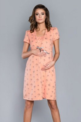 Italian Fashion Madera kr.r. damska koszula nocna