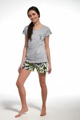 Cornette F&Y 277/31 camo melanżowy piżama damska