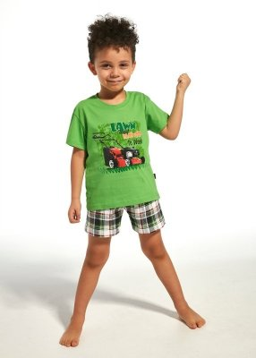 Cornette Kids Boy 789/67 Lawn Mower piżama chłopięca