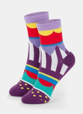 Dots Socks DTS Abstract skarpetki