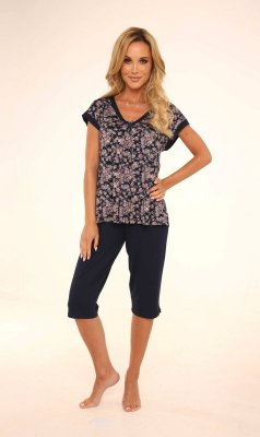De Lafense 491 Mia piżama damska 3XL