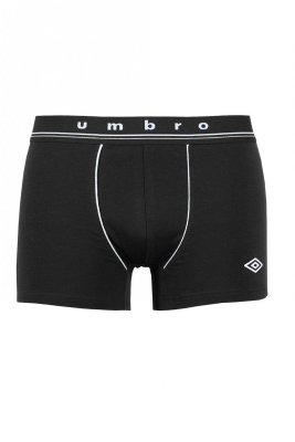 Umbro Classic czarne Bokserki męskie