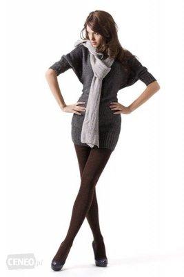 Mona Cotton Melange 350den legginsy damskie
