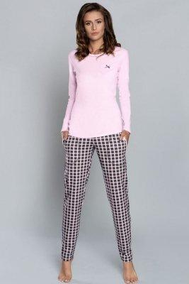 Italian Fashion Devi dł.r. dł.sp. piżama damska